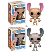 Ren and Stimpy Cartoon Ren Pop! Vinyl Figur