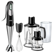 Braun Multiquick Apertive MQ745 Blender in Black