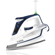 AEG DB6120-U Safety Precision Steam Iron - White/Blue