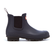 Hunter Men's Original Dark Sole Chelsea Boots - Midnight