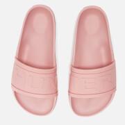 Hunter Women's Original Slide Sandals - Pink Sand