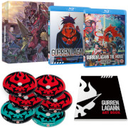 Gurren Lagann - TV Series and Movie Collection
