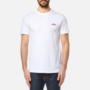 Penfield Men's Logo Crew Neck T-Shirt - White