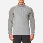 Craghoppers Men's Salisbury Half Zip Jumper - Soft Grey Marl