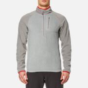 Craghoppers Men's Salisbury Half Zip Jumper - Soft Grey Marl