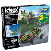 K'NEX Revvin' Racecar 2-in-1 Building Set (16005)