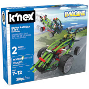 K'NEX Revvin' Racecar 2 In 1 Building Set (16005)