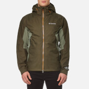 Columbia Men's On The Mount Waterproof Jacket - Peatmoss/Cypress/Valencia