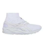 Asics Men's Gel-Kayano Knit MT Trainers - White/White