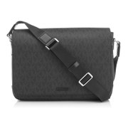 Michael Kors Men's Jet Set Large Messenger Bag - Black