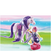 Playmobil Princess Viola with Horse (6167)
