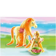 Playmobil Princess Sunny with Horse (6168)