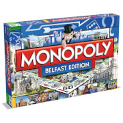 Image of Monopoly - Belfast Edition
