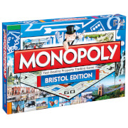 Image of Monopoly - Bristol Edition