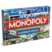 Image of Monopoly - Canterbury Edition