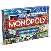 Monopoly Board Game - Canterbury Edition