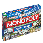 Image of Monopoly - Exeter Edition