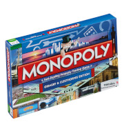 Image of Grimsby Monopoly Board Game Grimsby and Cleethorpes Edition