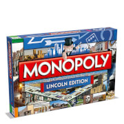 Image of Monopoly - Lincoln Edition