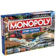 Image of Monopoly - Derby Edition