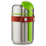Black+Blum Food Flask - Steel