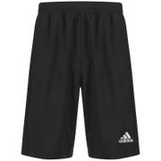 adidas Mens Essential Woven Shorts  Black  S