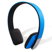 Garadise On Ear Bluetooth Headphones with Mic - Blue