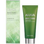 Купить Минеральный очищающий гель для лица с эффектом сияния AHAVA Mineral Radiance Cleansing Gel 96мл