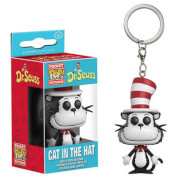 Llavero Pocket Pop! El Gato Garabato - Dr. Seuss