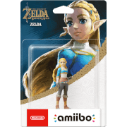 Zelda amiibo (The Legend of Zelda: Breath of the Wild Collection)