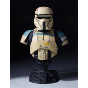 Gentle Giant Star Wars: Rogue One - A Star Wars Story 1/6 Shoretrooper Classic Mini Bust - 19 cm