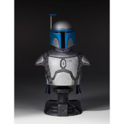 Gentle Giant Star Wars II: Attack of the Clones 1/6 Jango Fett Classic Mini Bust - 19cm