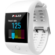 Polar M600 GPS Sports Smartwatch - White