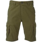 Pantalón corto cargo Threadbare Hulk - Hombre - Caqui