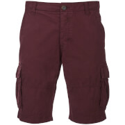 Short Cargo Hulk Threadbare -Bordeaux