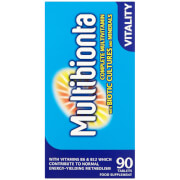 Multibionta Vitality - 90 Tablets