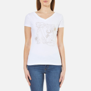 Versace Jeans Women's T-Shirt - White