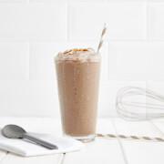 Frappé de Café con Leche y Caramelo (7 unidades)