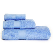 Restmor 100% Egyptian Cotton 3 Piece Luxury Towel Bale (600GSM) - Cobalt