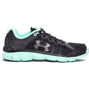 Under Armour Women's Micro G Assert 6 Running Shoes - Black