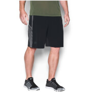 Under Armour Men's Supervent Shorts - Black/Graphite