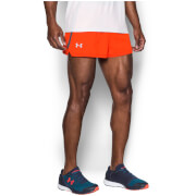Under Armour Men's Launch Run Split Shorts - Phoenix Fire