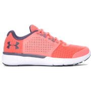 Under Armour Women's Micro G Fuel Running Shoes - London Orange