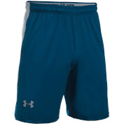 Under Armour Men's 8 Inch Raid Training Shorts - Blackout Navy/Steel