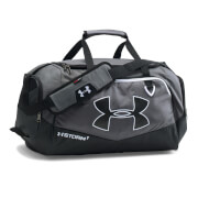 Under Armour Undeniable II Small Duffle Bag - Graphite/Black/White
