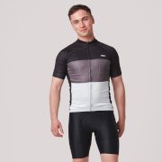 PBK Montagna Jersey - Black/Grey/White