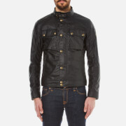Belstaff Men's Racemaster Jacket - Black - IT 52/XL - Black