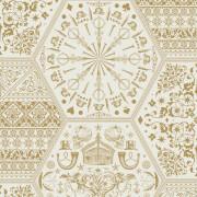 Marcel Wanders World Heritage Gold Wallpaper