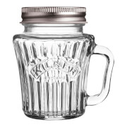 Set 12 Kilner Vintage Mini Handle Jar - 110ml