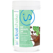 idealshake mint chocolate chip - meal replacement shake - 30 servings